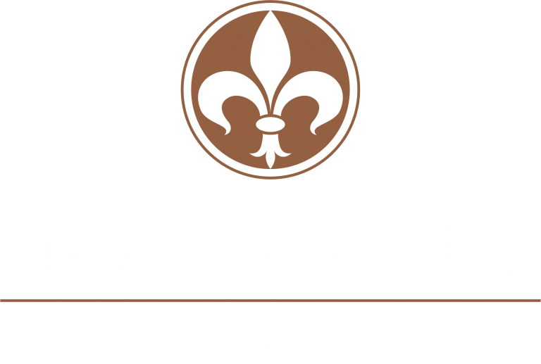 Shrewsbury Homes logo dark
